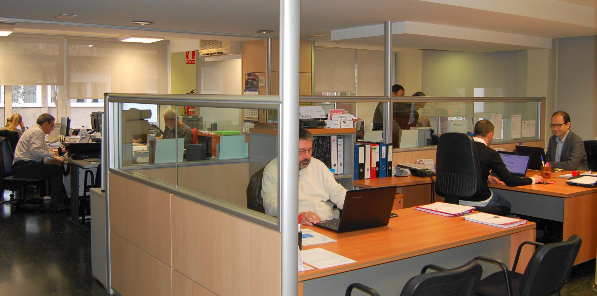 oficinas tecalum sistemes